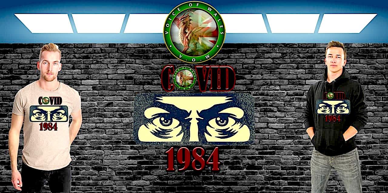 COVID-1984 - T
