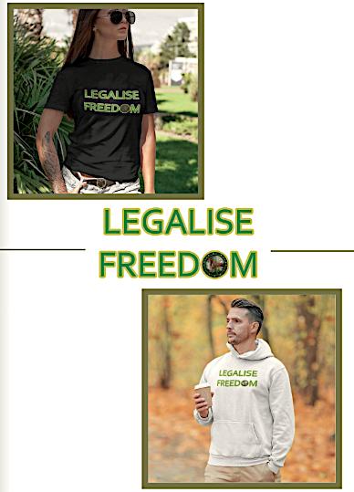 Legalise Freedom