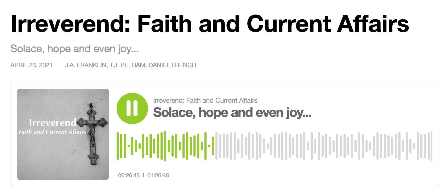Irreverend Podcast