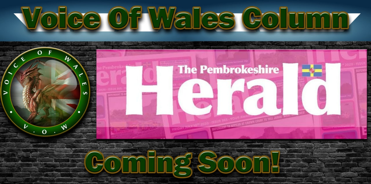 """VoW questions the Herald on the """"Far Right"""" label they stuck on Voice Of Wales."""