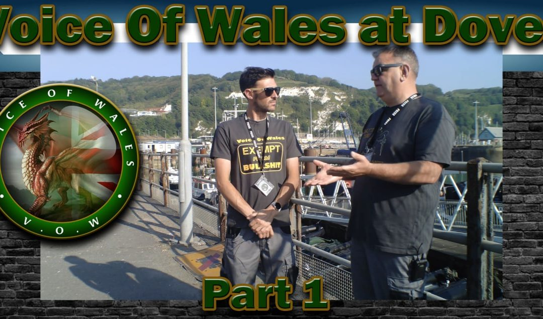 Voice Of Wales at Dover Part 1