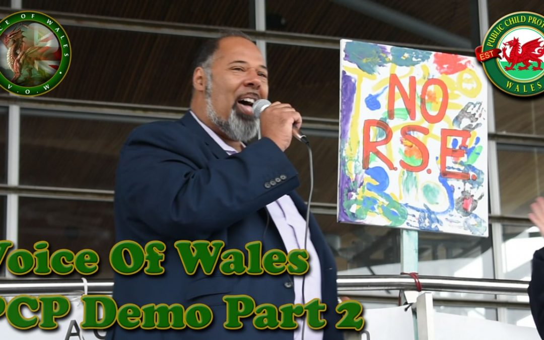 Voice Of Wales – PCP Wales Demo Part 2