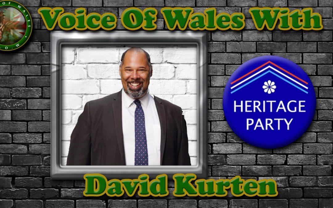 Voice Of Wales with David Kurten