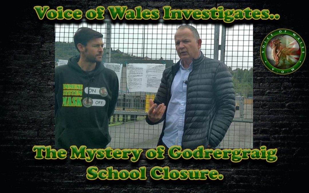 Voice Of Wales Investigates – The Mystery of Godrergraig School Closure