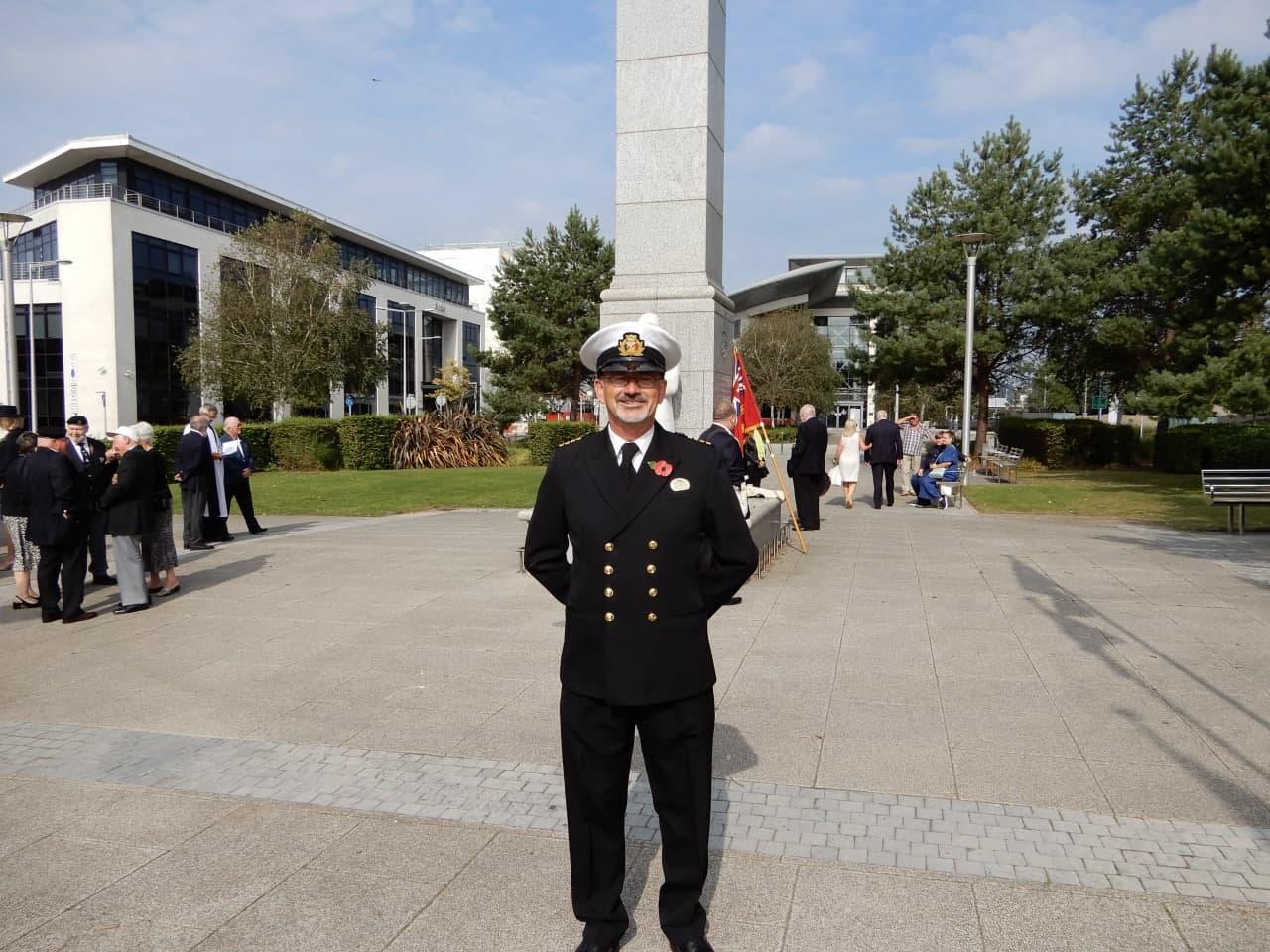 Chief Engineer Tim Jenkins