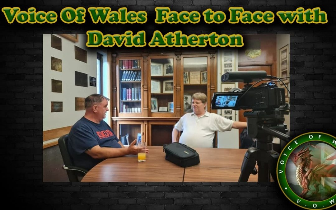 Voice of Wales Face to Face with David Atherton