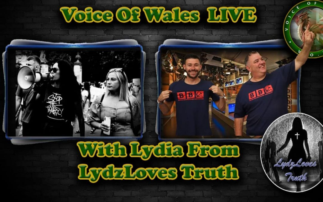 Voice Of Wales with Lydia from LydzLovesTruth!
