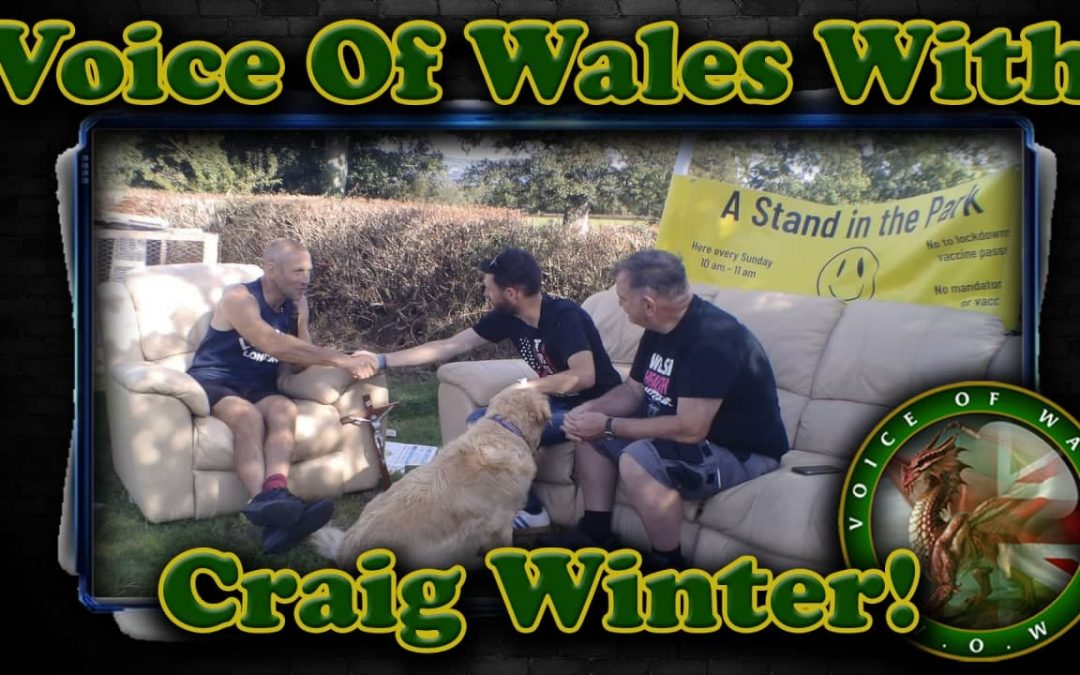 Voice Of Wales with Craig Winter