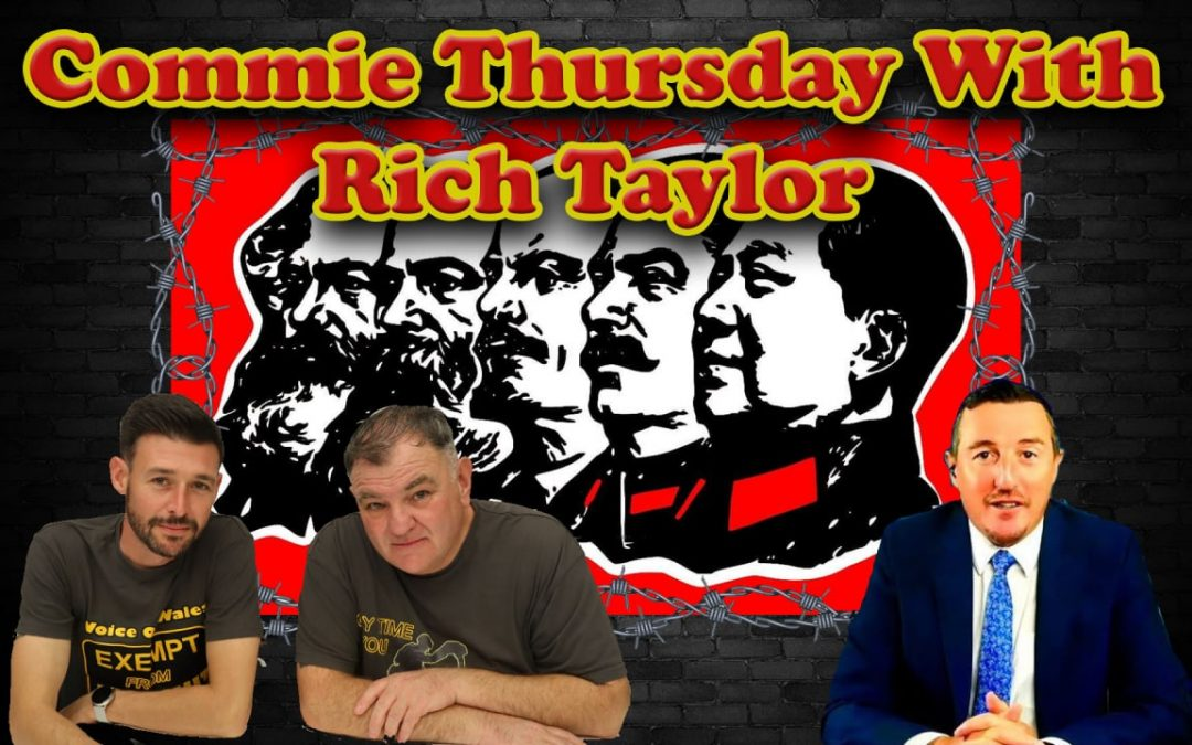 Commie Thursday With Rich Taylor