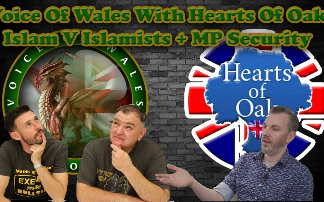 Voice Of Wales With Hearts Of Oak and Tom Cromwell