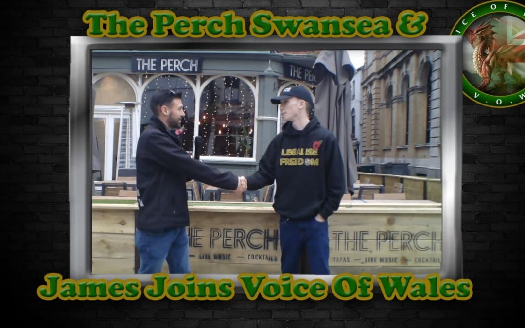 The Perch & James Joins VoW